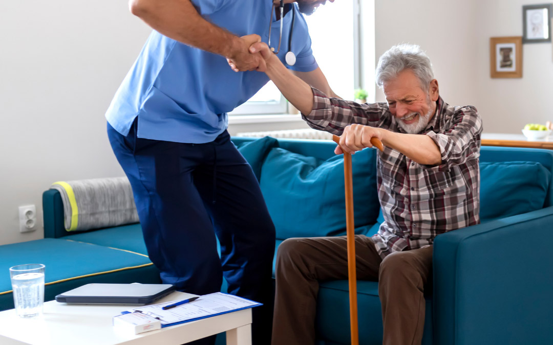 Fall Prevention Tips In And Around The Home