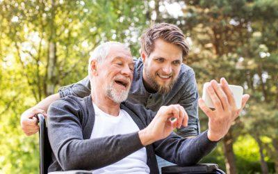 Mental Health Tips For Seniors At Home