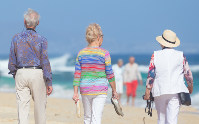 Caring For Elderly Parents | Summer Fun